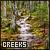 Fan of creeks