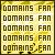 Fan of domains