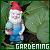 Fan of gardening