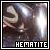 Fan of hematite
