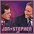 Fan of Jon Stewart and Stephen Colbert