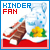 Fan of Kinder