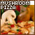 Fan of mushroom pizza