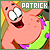 Fan of Patrick Star