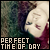 Fan of 'Perfect Time of Day'