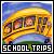 Fan of school trips