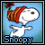 Fan of Snoopy