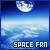 Fan of space