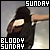 Fan of 'Sunday Bloody Sunday'