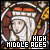 Fan of the High Middle Ages